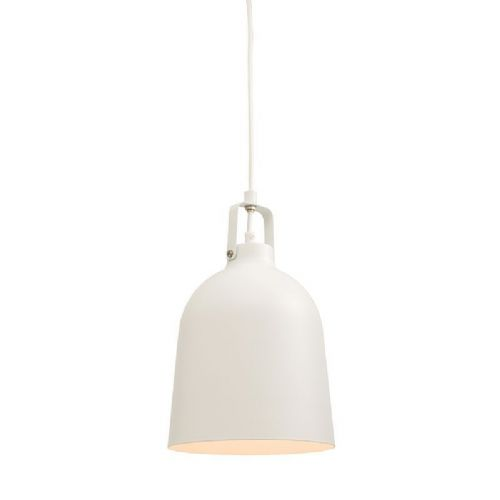 Matt white paint Pendant Light 61304 by Endon